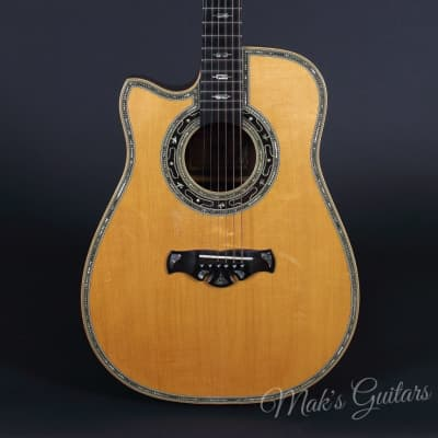 Bozo Poduvanac Dreadnought Cutaway - Left-handed for sale