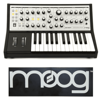 Moog Sub Phatty - Analog Synthesizer