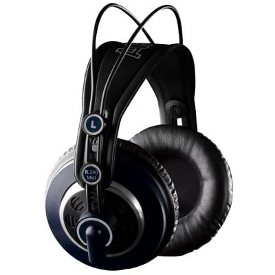 AKG K240 MKII Pro Studio Headphones Audiophile Sound Quality K 240 MK II