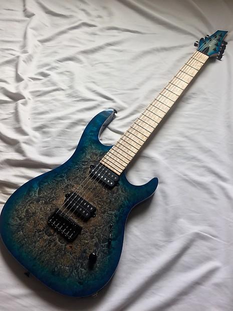 kiesel dc7x baritone 7 string guitar reverb. Black Bedroom Furniture Sets. Home Design Ideas