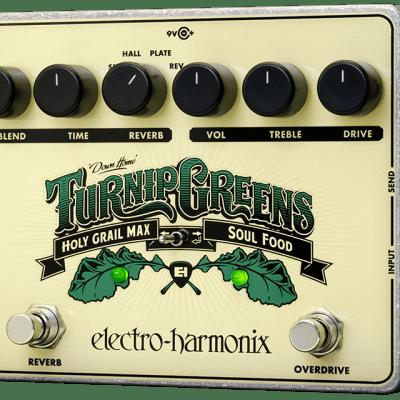 Electro-Harmonix Turnip Greens Multi-Effect Pedal
