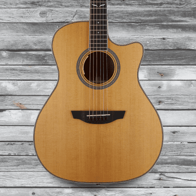 Orangewood Sage Torrefied Solid Spruce Cutaway All Solid Acoustic-Electric Guitar w/ LR Baggs Anthem for sale