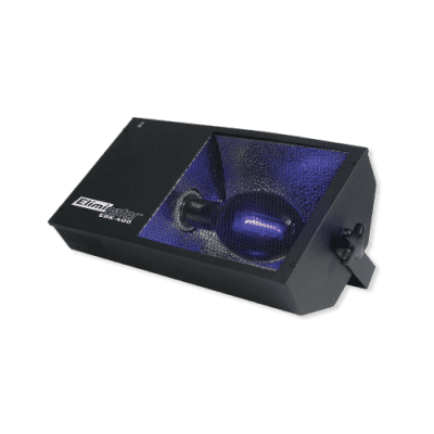 "Eliminator Lighting EBK-400 ""Glow in the Dark"" 400-Watt Black Floodlight image"