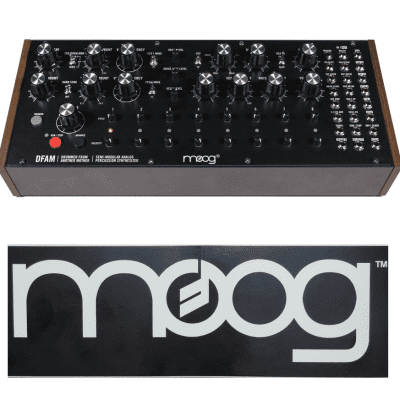 Moog DFAM (Drummer From Another Mother)  [Three Wave Music]