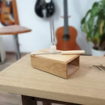 Tuning Fork Box - Deneuville  White Oak for sale