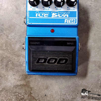 DOD Jason Lamb Series Ice Box FX-64 Chorus w/ RARE