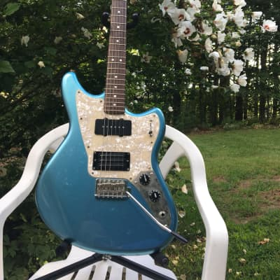 Fender Modern Player Marauder Lake Placid Blue for sale