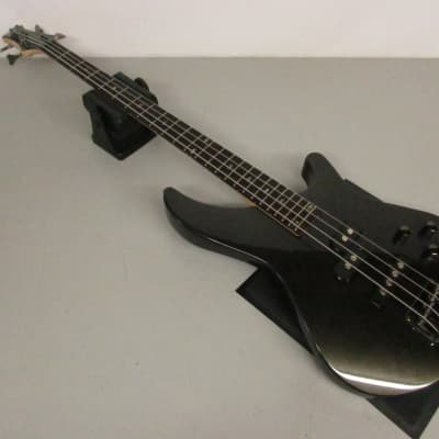 Mitchell MB200 Bass Guitar Gun Metal Grey for sale