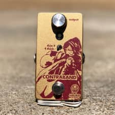Walrus Audio The Contraband 2018 Gold