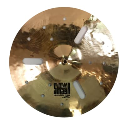 """Wuhan 17"""" XK Linear Smash Special Effects Cymbal"""