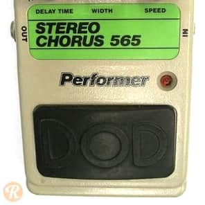 DOD Performer Stereo Chorus 565 1981