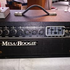 Mesa Boogie Mark III Red Stripe 1987 amp head simulclass EQ