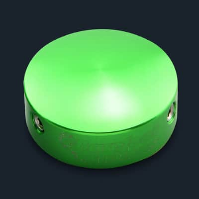 NEW BAREFOOT BUTTONS V2 - GREEN