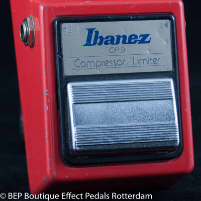 Ibanez CP-9 Compressor / Limiter 1983 Japan s/n 366794 as used by David Gilmour