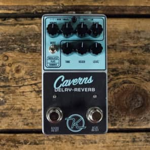 Keeley Caverns Reverb/Delay