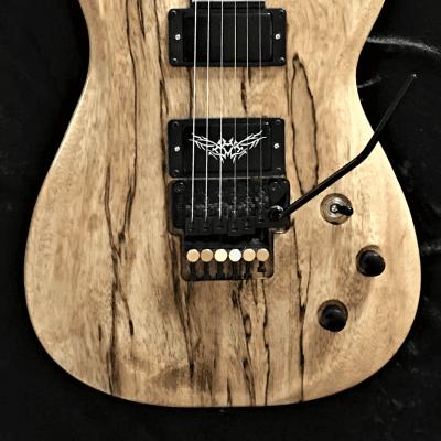 Black Diamond USA Gandalf Custom guitar Solid Korina for sale