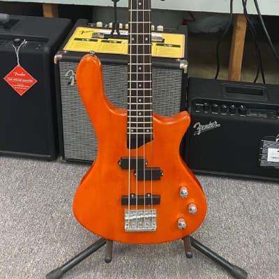 Washburn T14 Taurus  Bass Guitar Cognac for sale