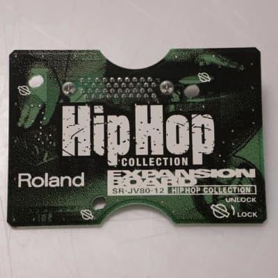 Roland SR-JV80-12 Hip Hop Collection Expansion Board Sound Card SRJV8012 #37018