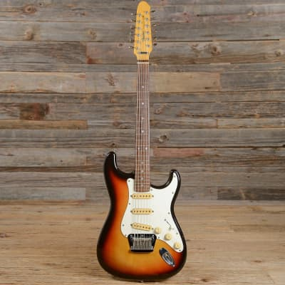 Fender ST-XII 12-String Stratocaster Made In Japan 1987 - 1993