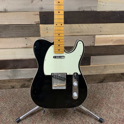 Fender Telecaster Custom '62 Reissue Black Relic With Maple Neck! for sale