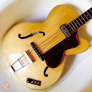 Hofner Club Bass 500/3 Blonde