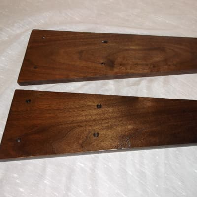 Sequential Circuits Prophet 600 or Six Trak Solid Walnut Replacement Sides