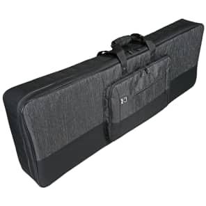 Kaces KB4715 Luxe Series 61-Note Keyboard Bag - Large
