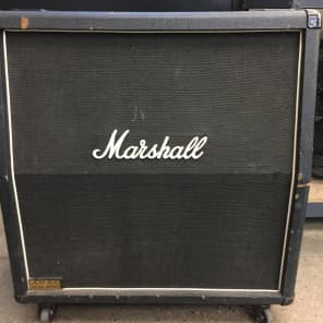 Marshall JCM 800 Lead Series Model 1982A 400-Watt 16ohm 4x12 Slant Cabinet