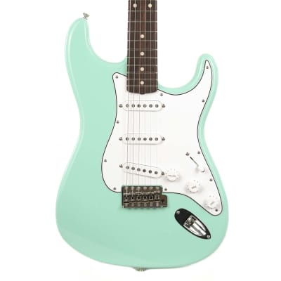 Fender Custom Shop NoNeck 1960 Stratocaster Music Zoo Exclusive NOS Surf Green for sale