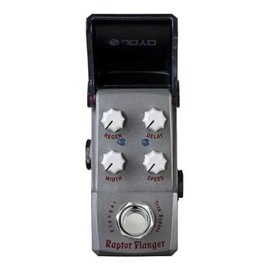 NEW JOYO Ironman JF-327 RAPTOR Flanger Pedal for sale
