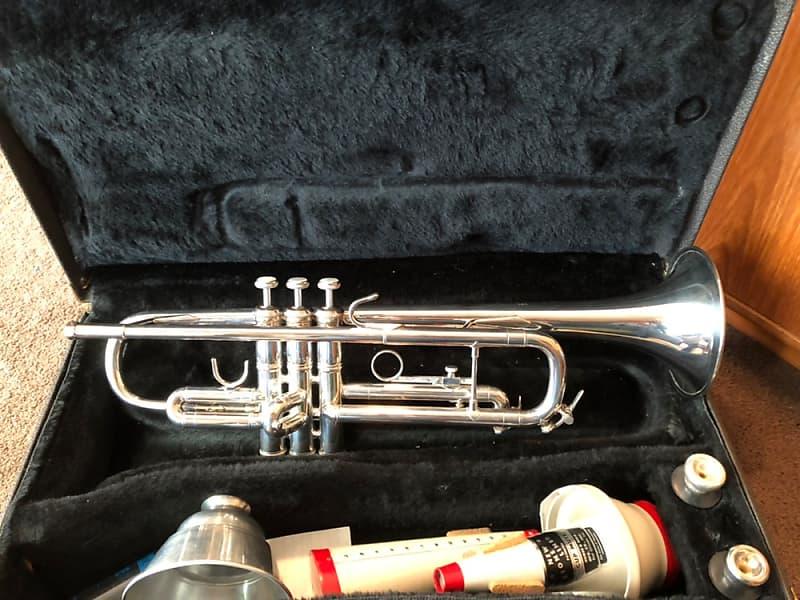 Conn-Selmer Mercedes Trumpet 1982 Silver | Trouble Makers
