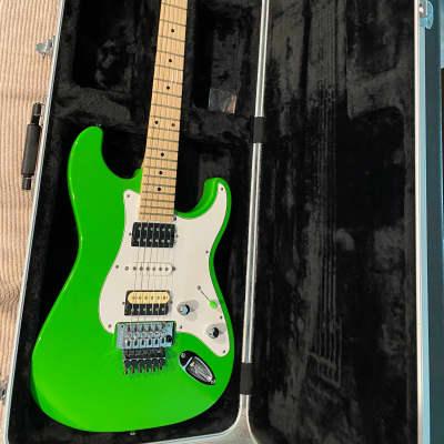Grover Jackson Glendora GJ2 2014 Green Slime for sale