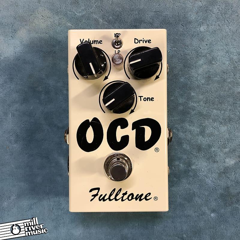 Fulltone OCD V1.7 Overdrive / Distortion Effects Pedal 2015 V1 Series 7