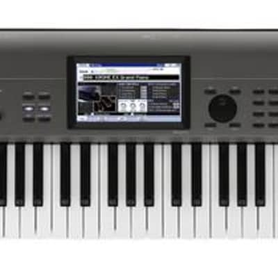 Korg KROME EX73 73 Key Workstation With Semi-Weighted Keys and PCM
