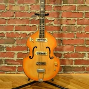 Norma Violin Bass - #2009172 1960s for sale