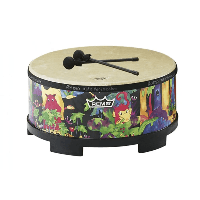 """Remo Kids Percussion Gathering Drum 16x8"""""""