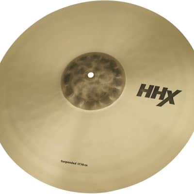 """Sabian 19"""" HHX Suspended Bronze Orchestra Cymbal"""