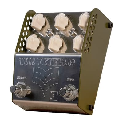 Thorpy FX The Veteran Si Fuzz/Treble Boost V2 for sale