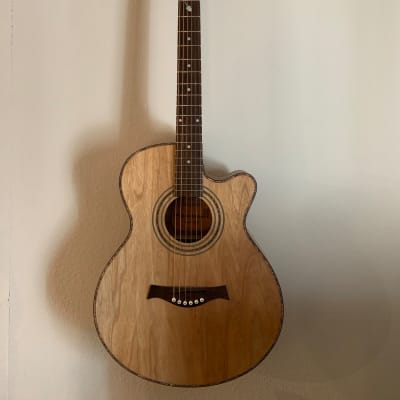 Giannini Acoustic Electric GS-40 CEQ Natural for sale
