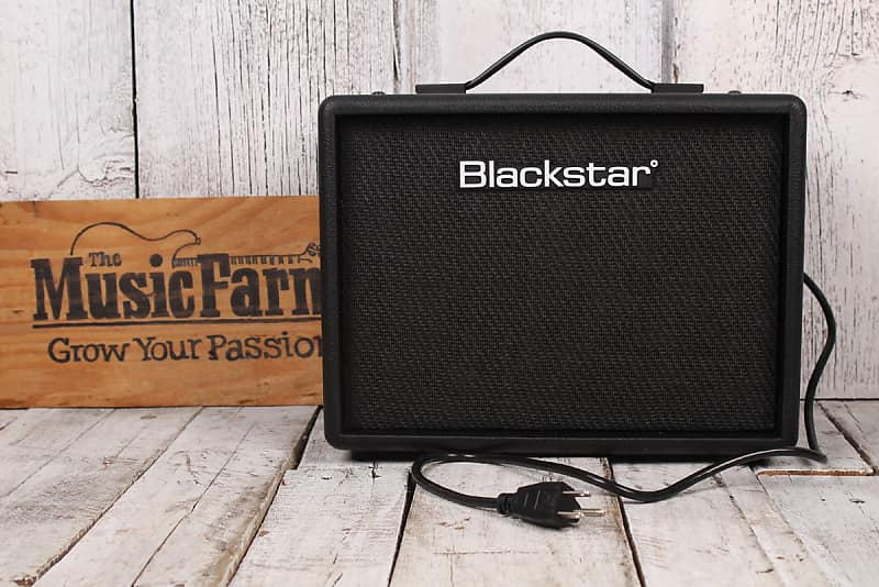 blackstar lt echo 15 electric guitar amplifier 15 watt 2 reverb. Black Bedroom Furniture Sets. Home Design Ideas