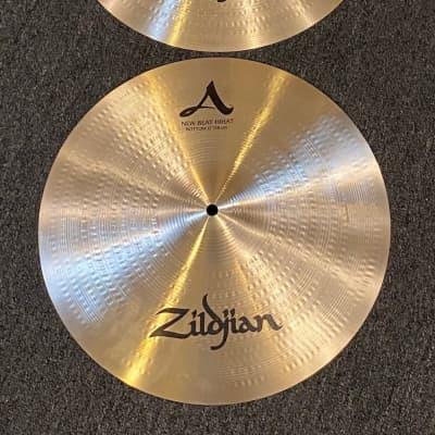 """Zildjian 15"""" A New Beat HiHat Pair"""