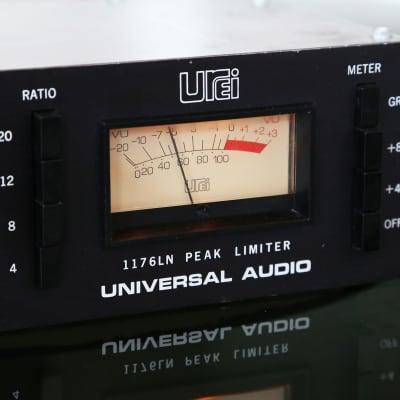 UAD 1176 Classic Limiter Collection - User review - Gearslutz