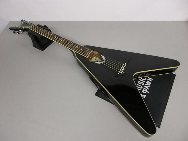 dean v coustic acoustic electric guitar reverb. Black Bedroom Furniture Sets. Home Design Ideas
