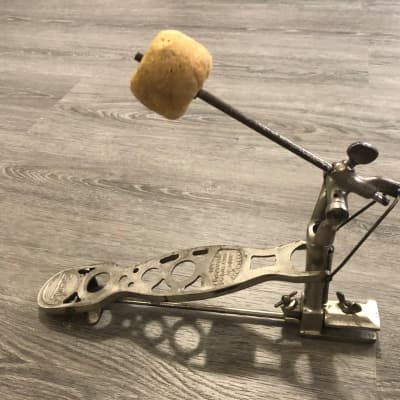 Vintage Early 1900s Leedy Bass Drum Pedal RARE!