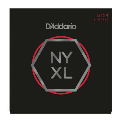 D'Addario NYXL1254 Nickel Wound Electric Guitar Strings Heavy 12-54