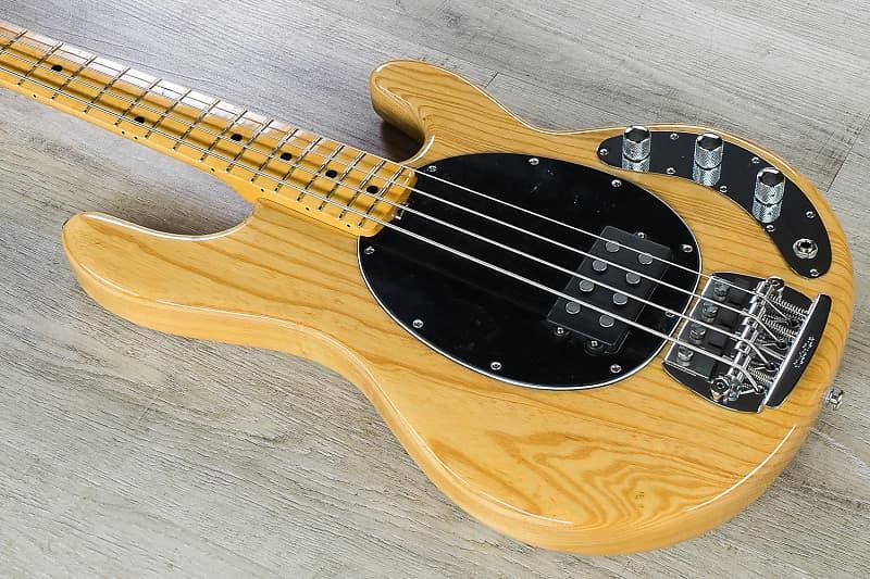 ernie ball music man stingray classic 4 string electric bass reverb. Black Bedroom Furniture Sets. Home Design Ideas