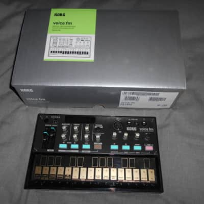 Korg Volca FM Digital Synthesizer with Sequencer