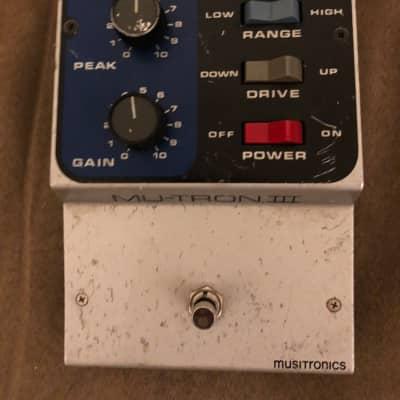 Vintage Musitronics Mu-Tron III for sale