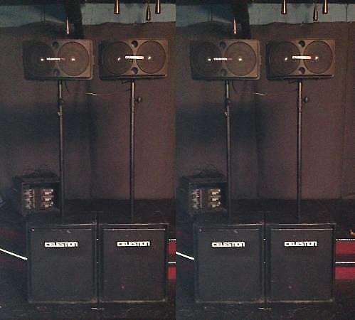 Celestion Pa Sound System Reverb