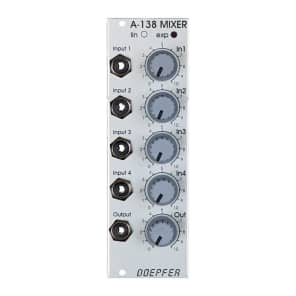 """Doepfer A-138b """"EXP"""" Mixer with Logarithmic Pots"""